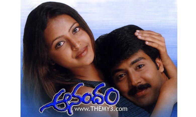 Anandam movie scenes