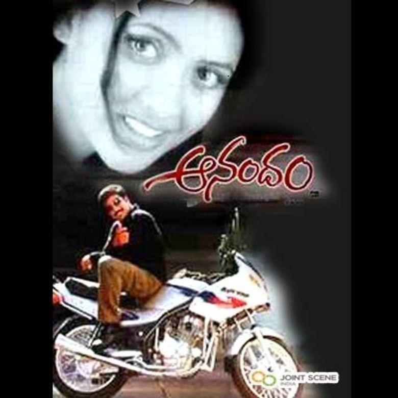 Anandam movie poster