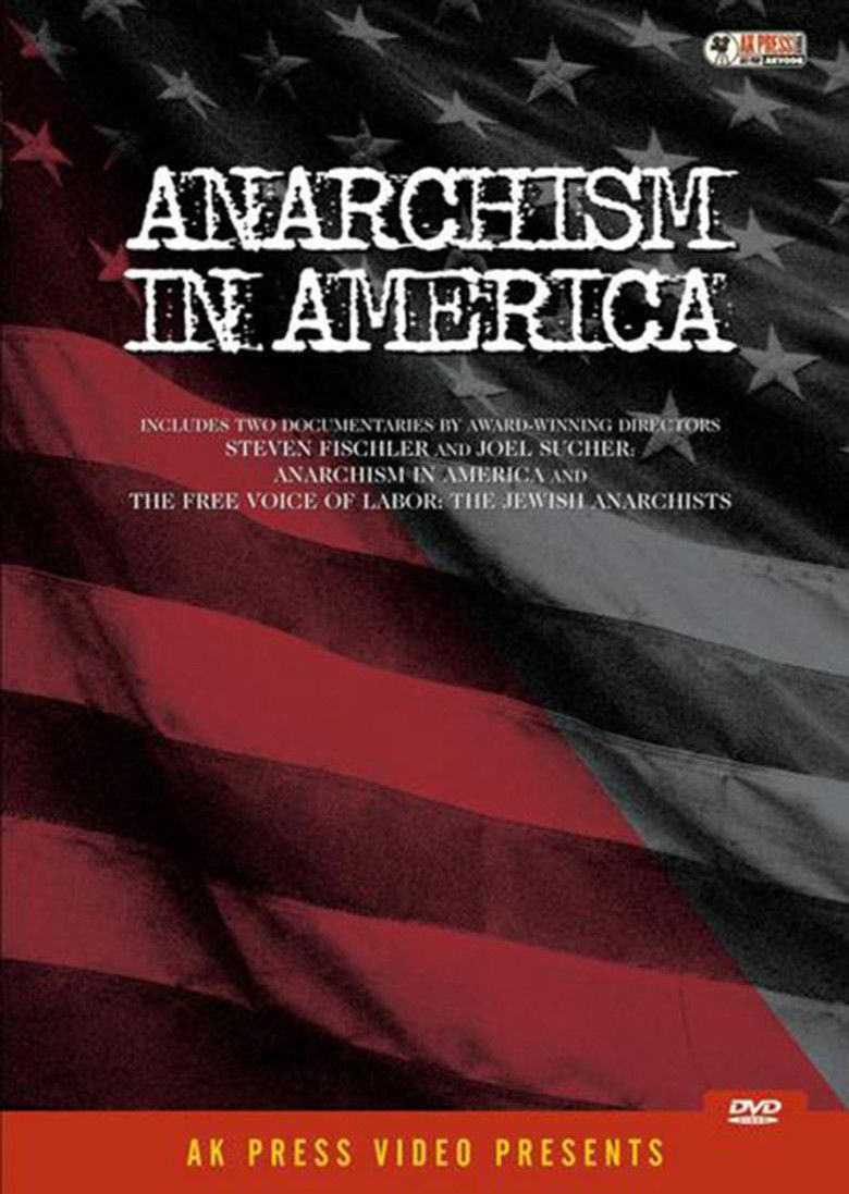Anarchism in America (film) movie poster