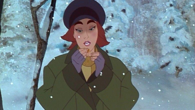 Anastasia (1997 film) movie scenes