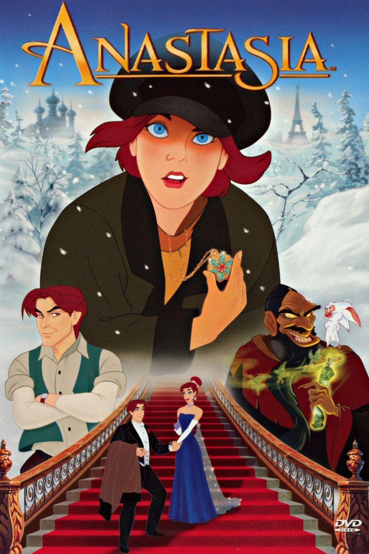 Anastasia (1997 film) movie poster