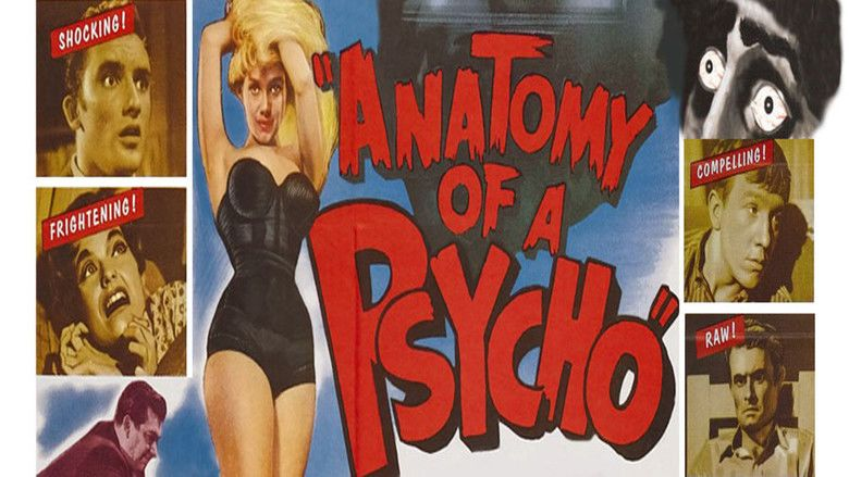 Anatomy of a Psycho movie scenes