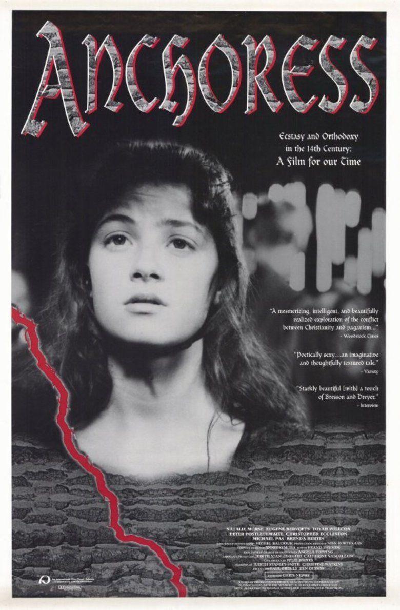 Anchoress (film) movie poster