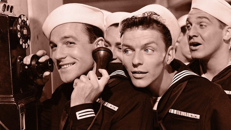 Anchors Aweigh (film) movie scenes