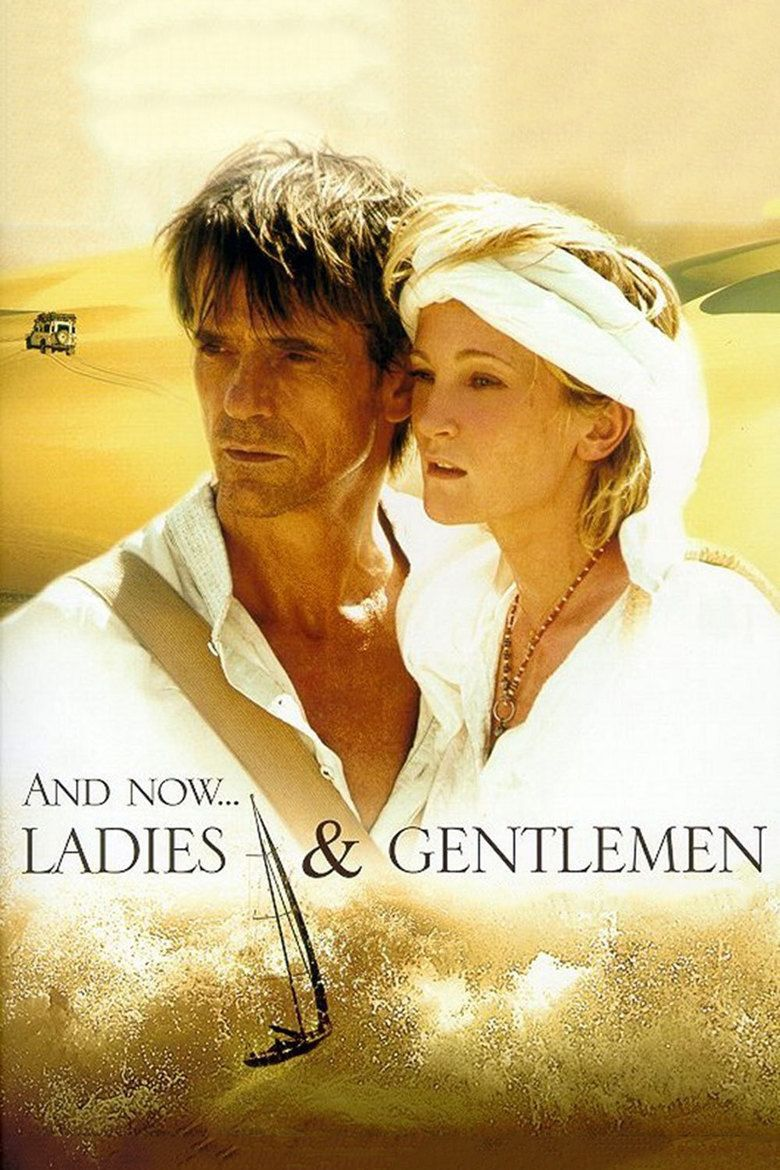 And Now Ladies and Gentlemen movie poster