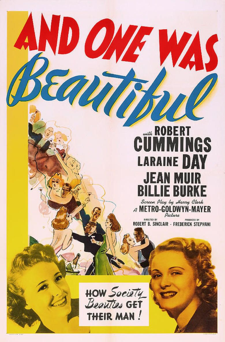 And One Was Beautiful movie poster