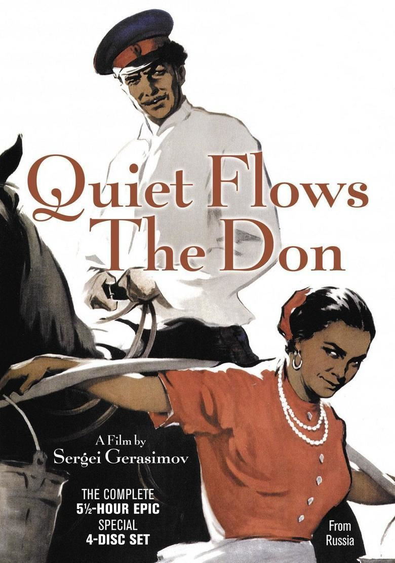 And Quiet Flows the Don (film) movie poster
