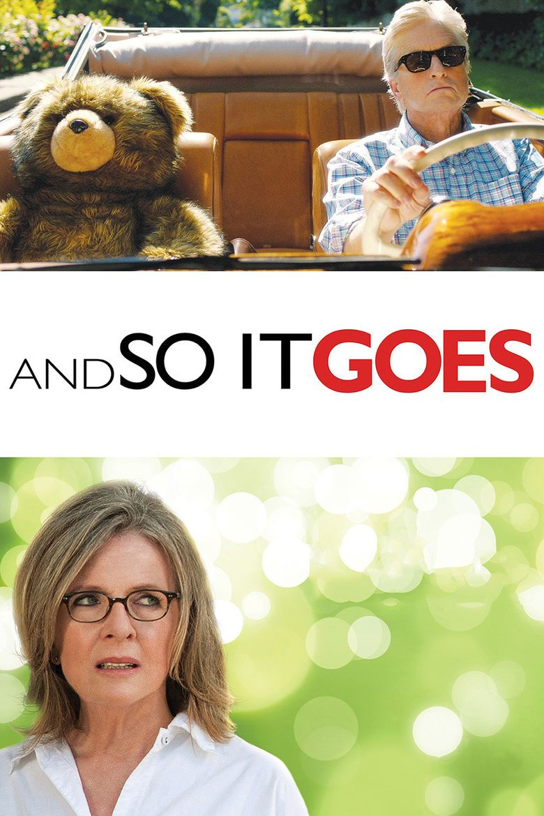 And So It Goes (film) movie poster