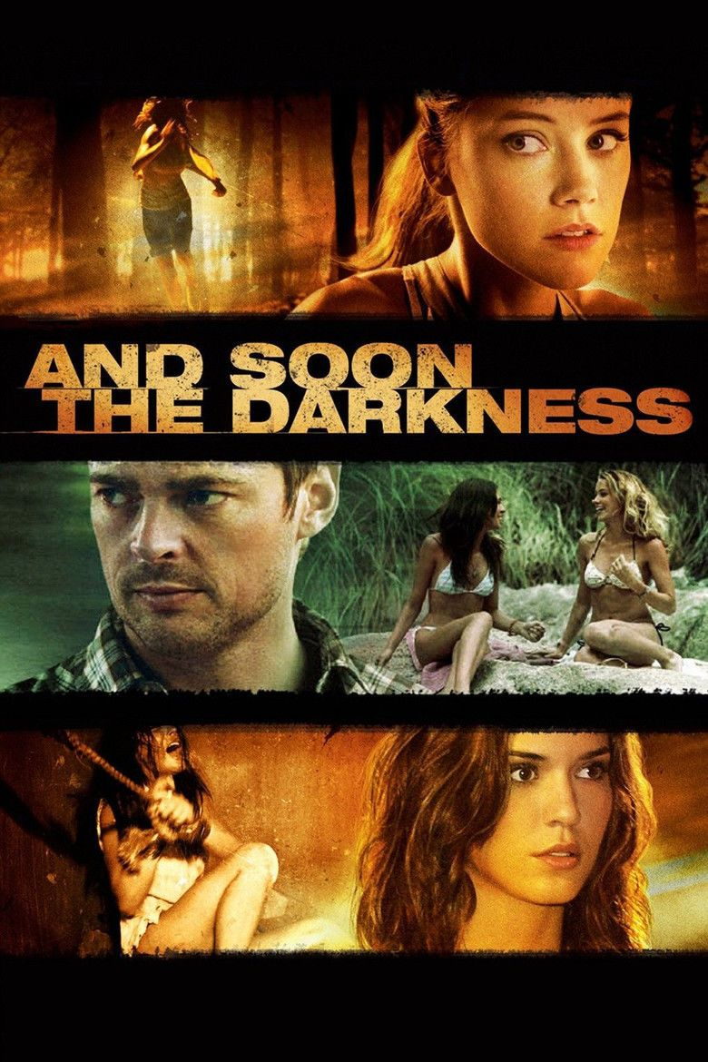 And Soon the Darkness (2010 film) movie poster