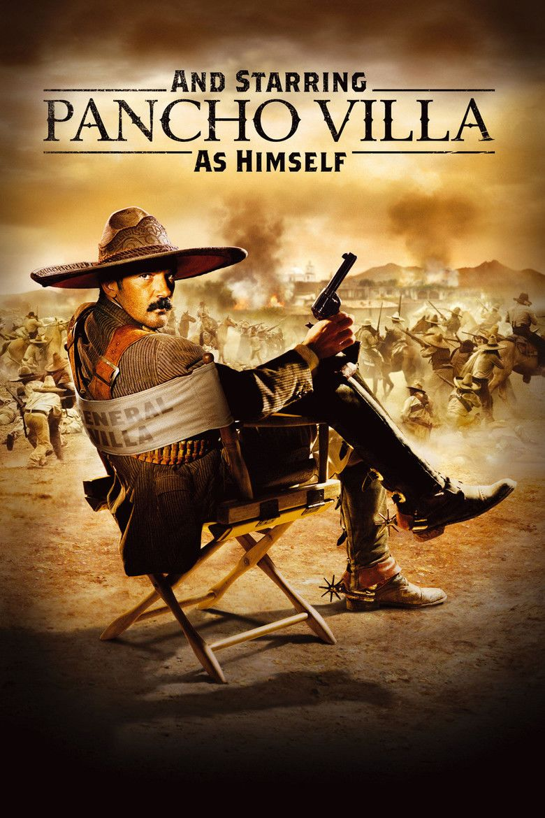 And Starring Pancho Villa as Himself movie poster