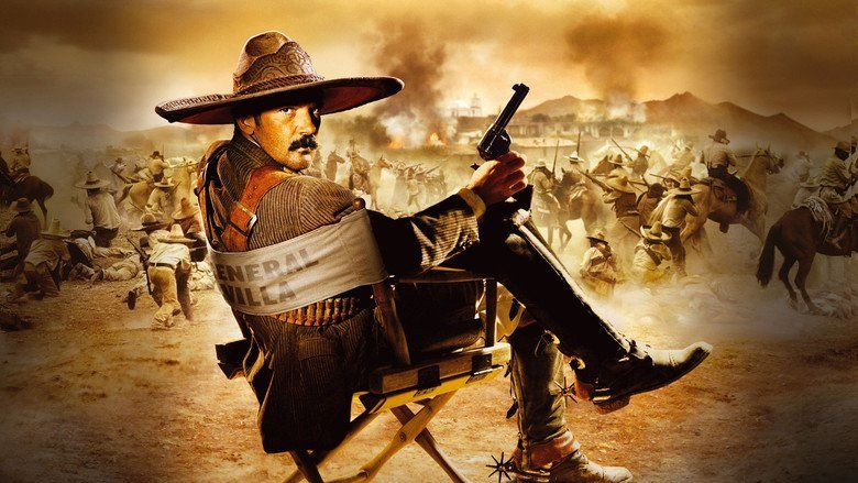 And Starring Pancho Villa as Himself movie scenes