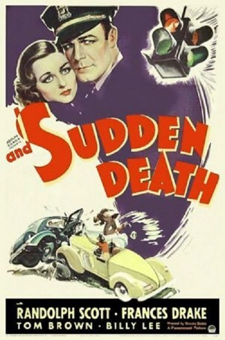And Sudden Death movie poster