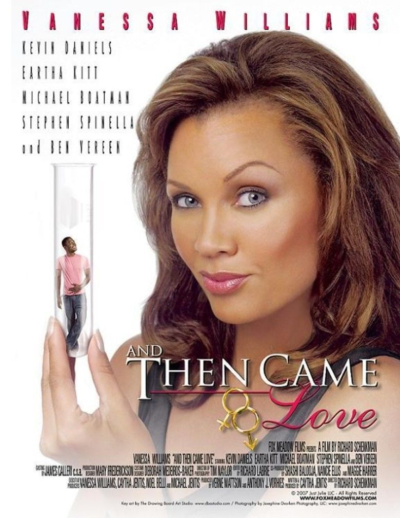 And Then Came Love movie poster