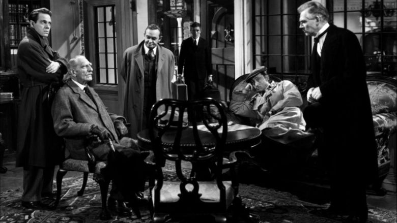 And Then There Were None (1945 film) movie scenes