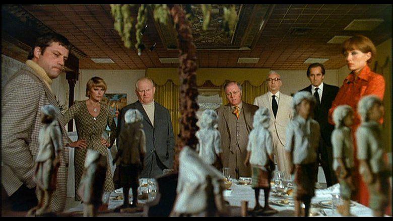And Then There Were None (1974 film) movie scenes