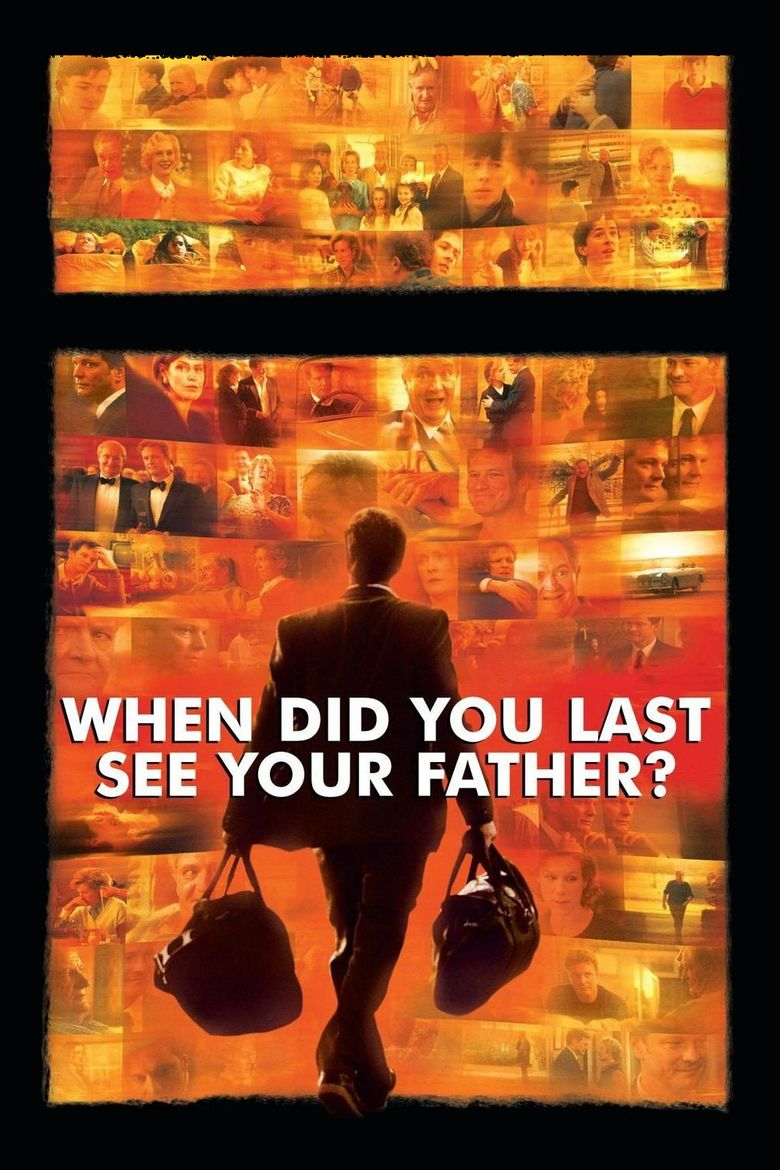 And When Did You Last See Your Father movie poster