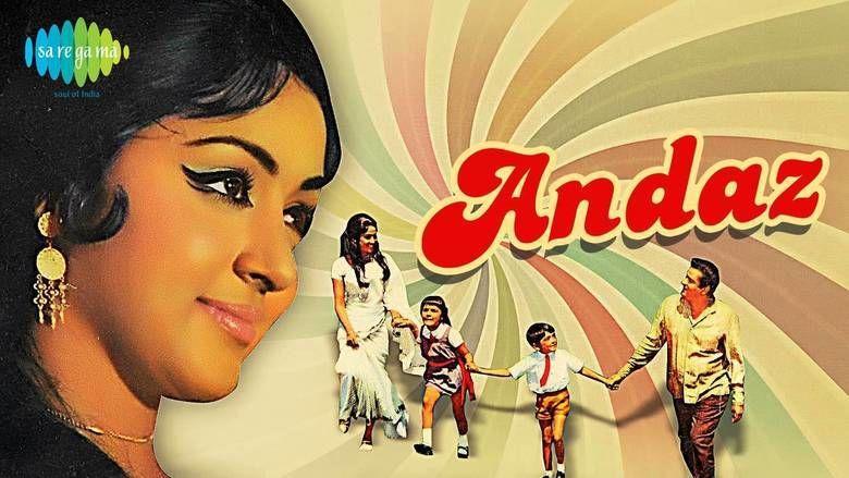 Andaz (1971 film) movie scenes