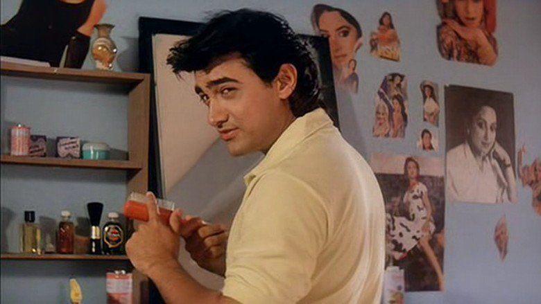 Andaz Apna Apna movie scenes