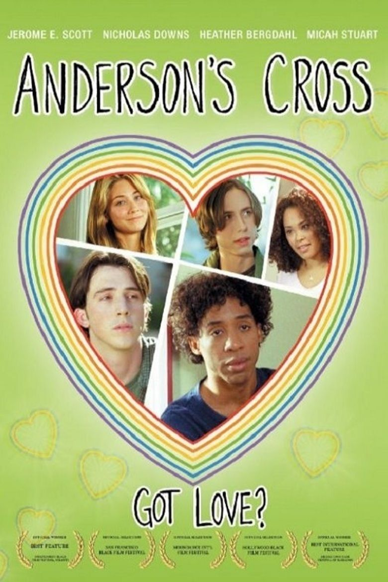 Andersons Cross movie poster