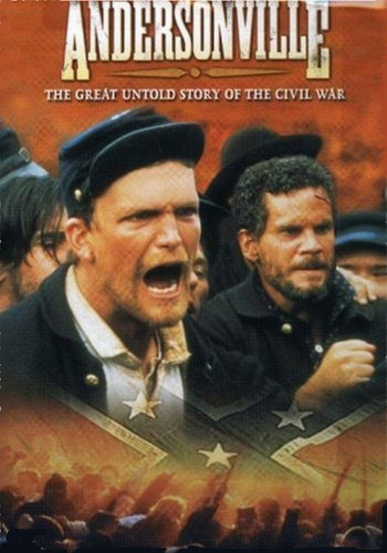 Andersonville (film) movie poster