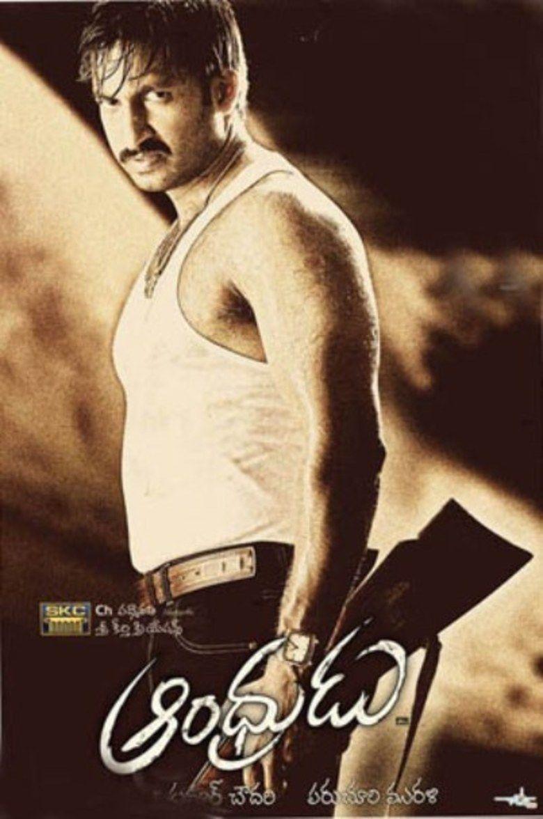 Andhrudu movie poster