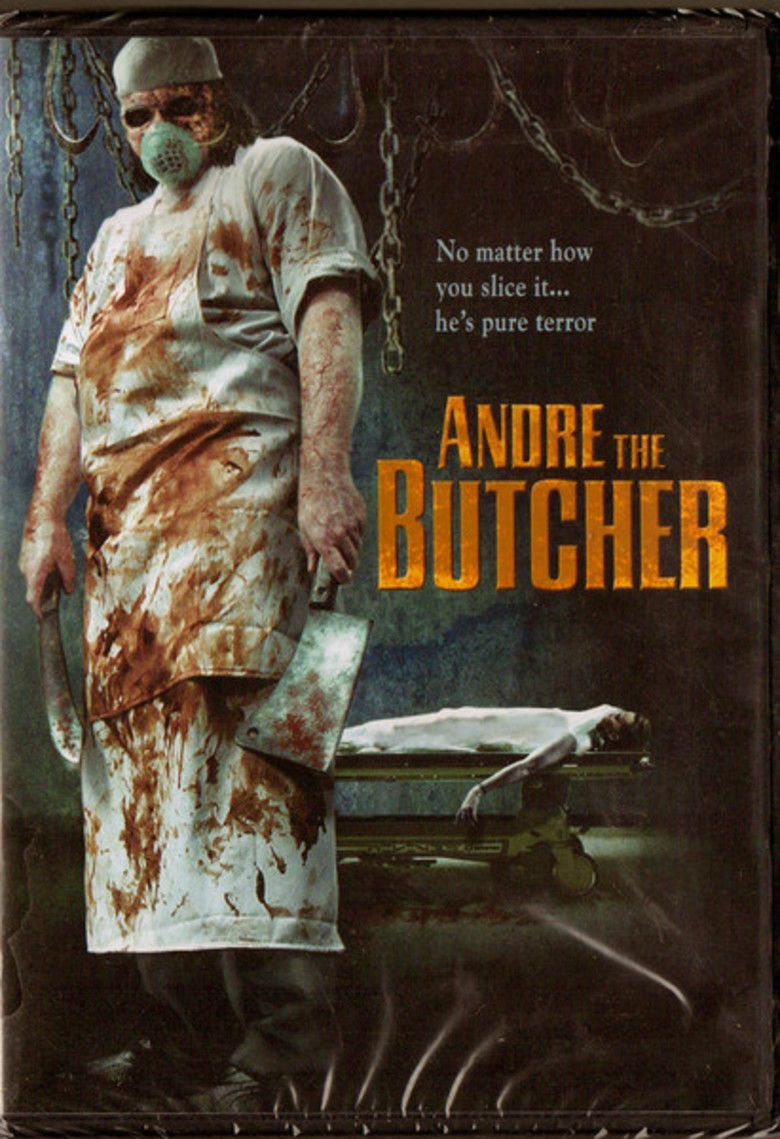 Andre the Butcher movie poster