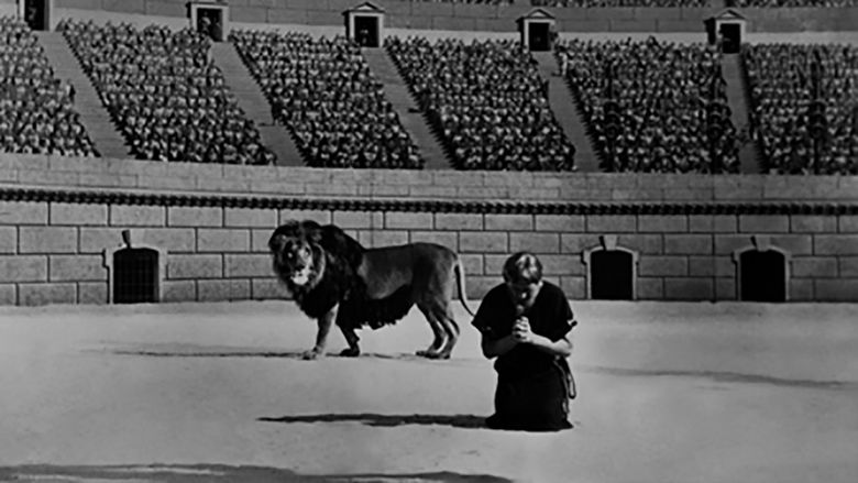 Androcles and the Lion (film) movie scenes