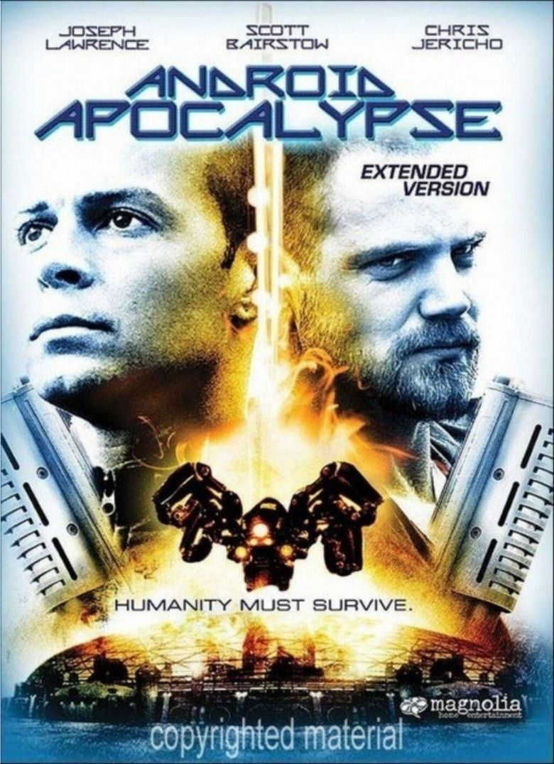 Android Apocalypse movie poster
