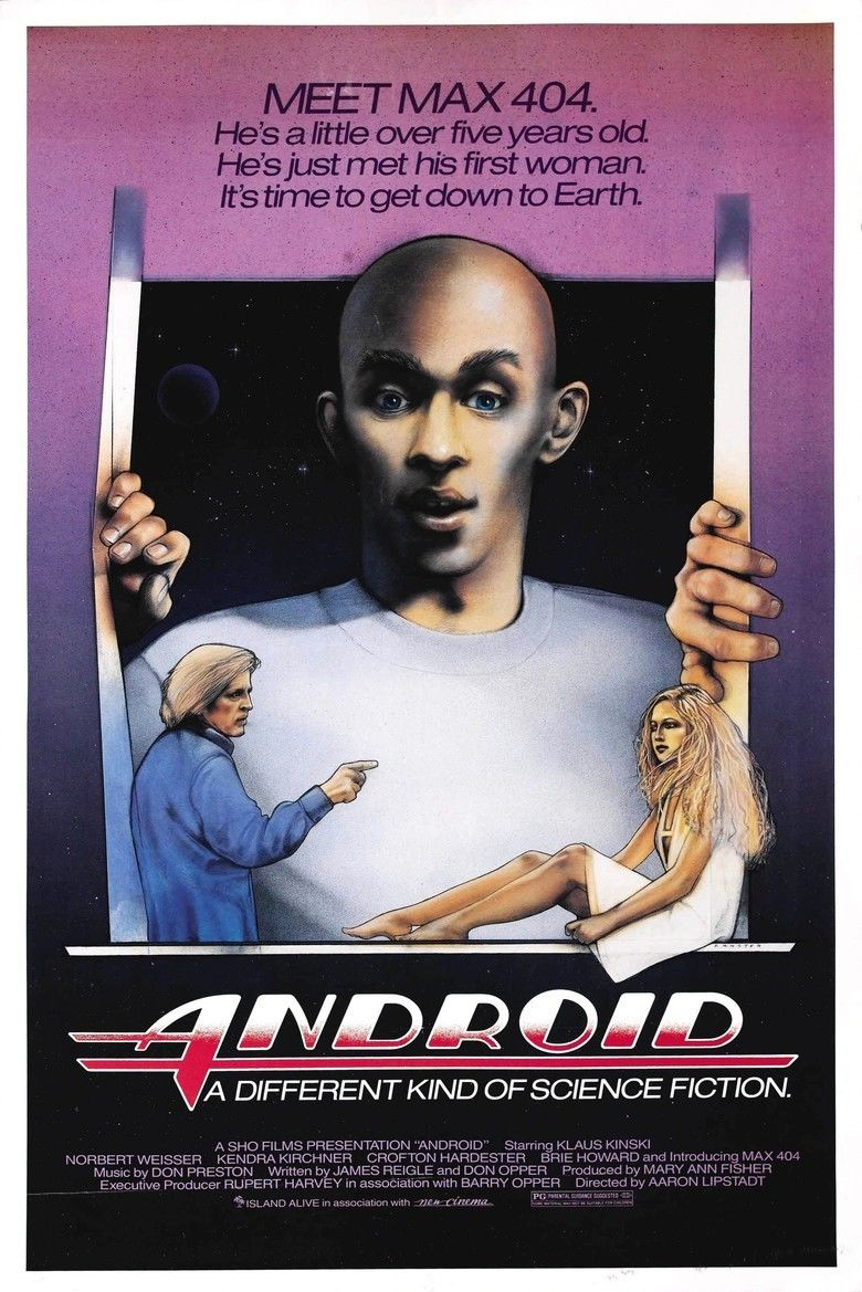Android (film) movie poster