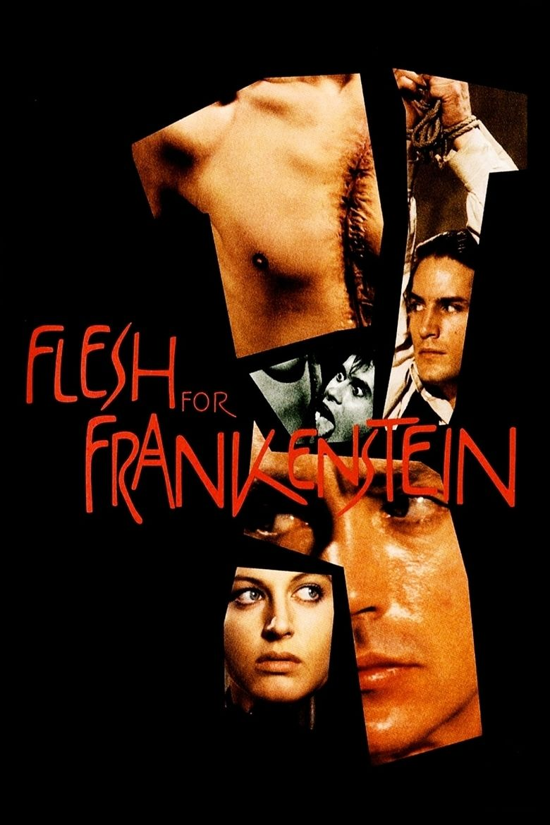 Andy Warhols Frankenstein movie poster