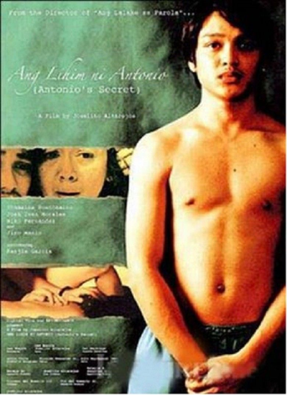 Ang Lihim ni Antonio movie poster