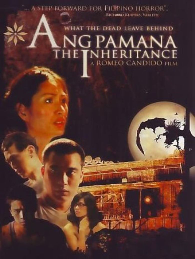 Ang Pamana: The Inheritance movie poster