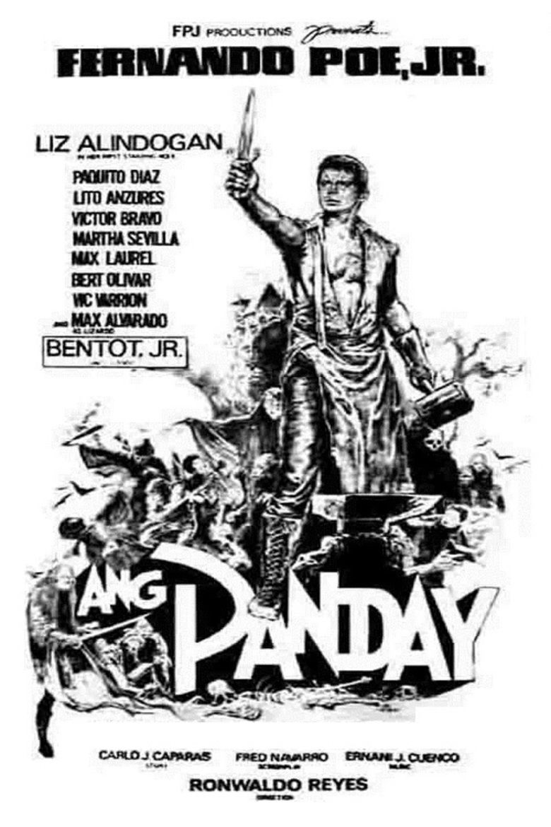 Ang Panday (1980 film) movie poster