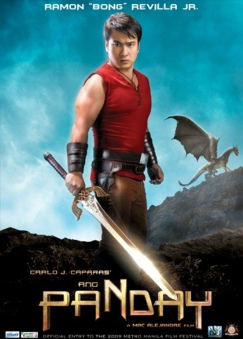 Ang Panday (2009 film) movie poster