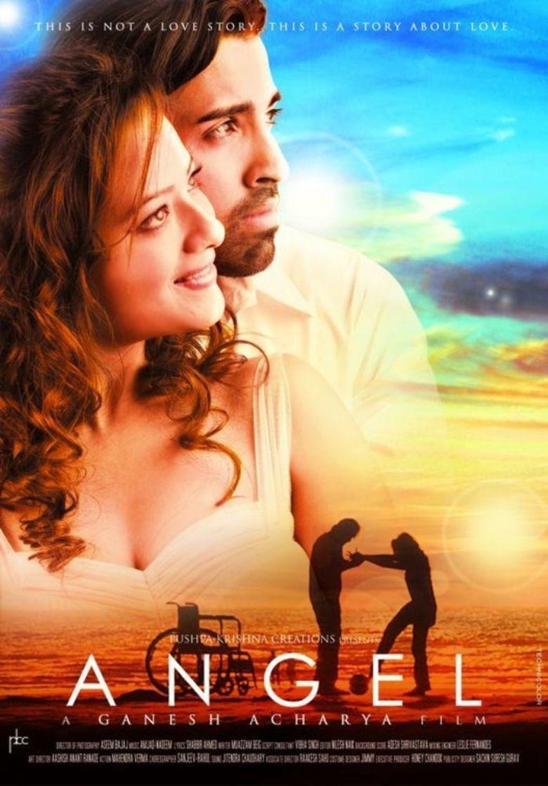 Angel (2011 film) movie poster