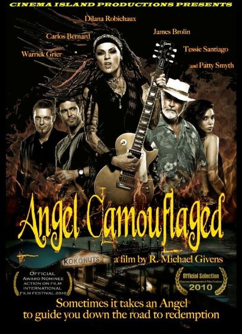 Angel Camouflaged movie poster