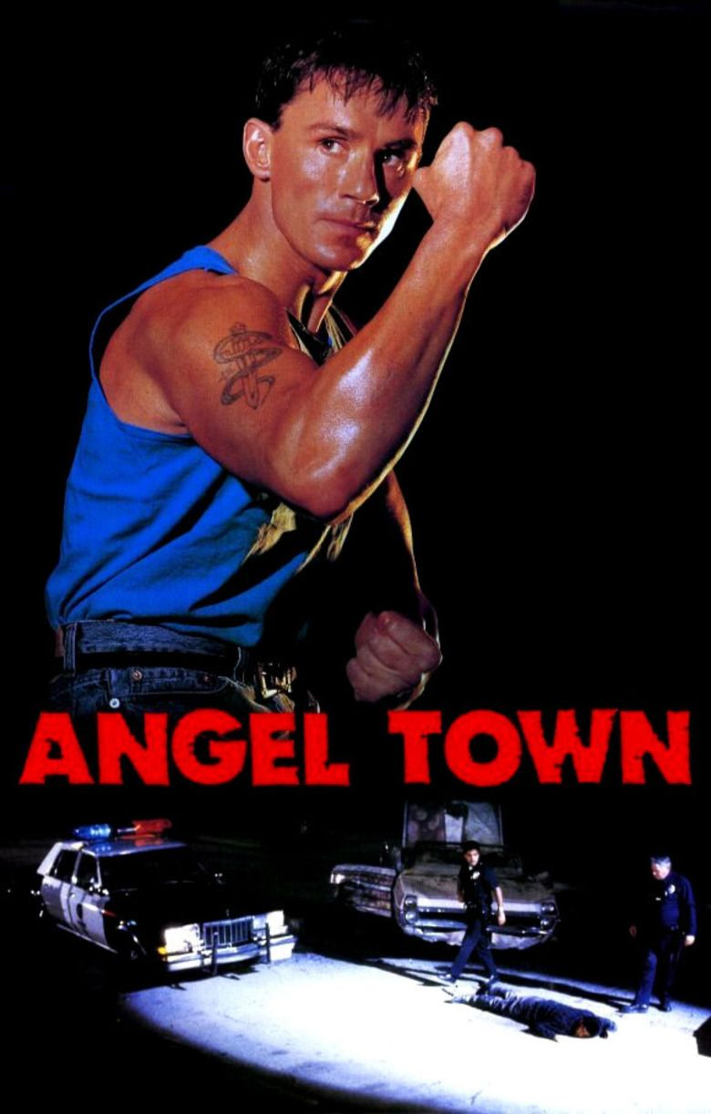 Angel Town (film) movie poster
