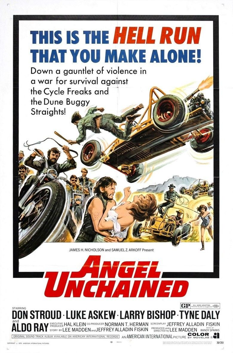 Angel Unchained movie poster