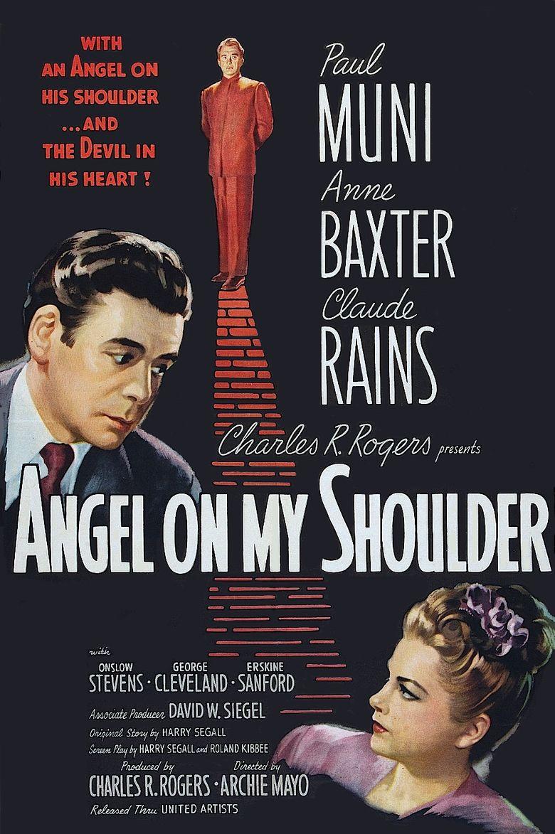 Angel on My Shoulder (film) movie poster