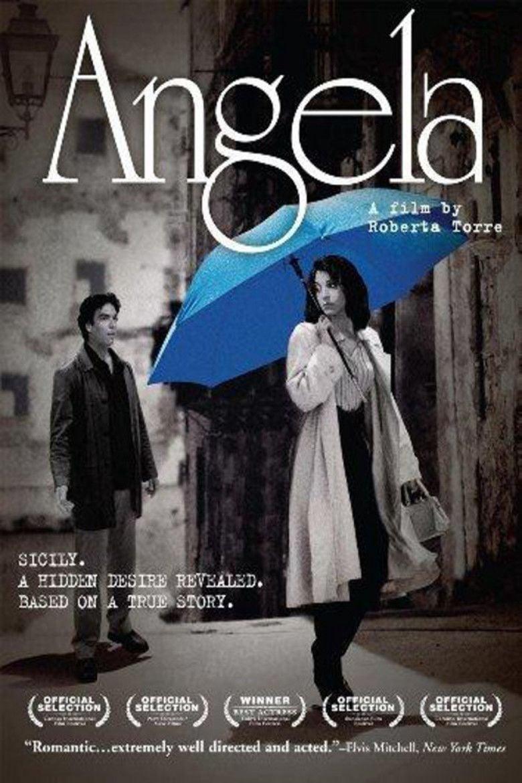 Angela (2002 film) movie poster