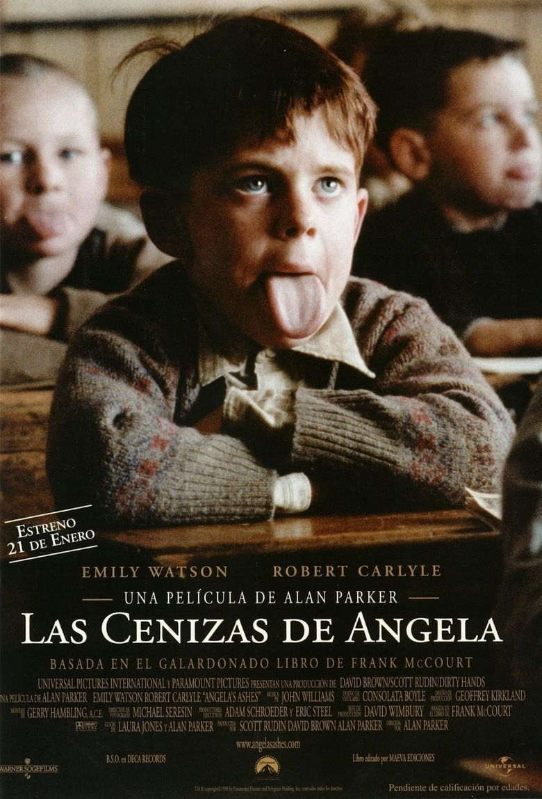 Angelas Ashes (film) movie poster