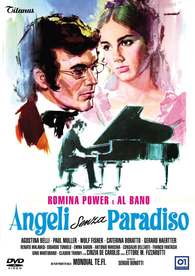 Angeli senza paradiso movie poster