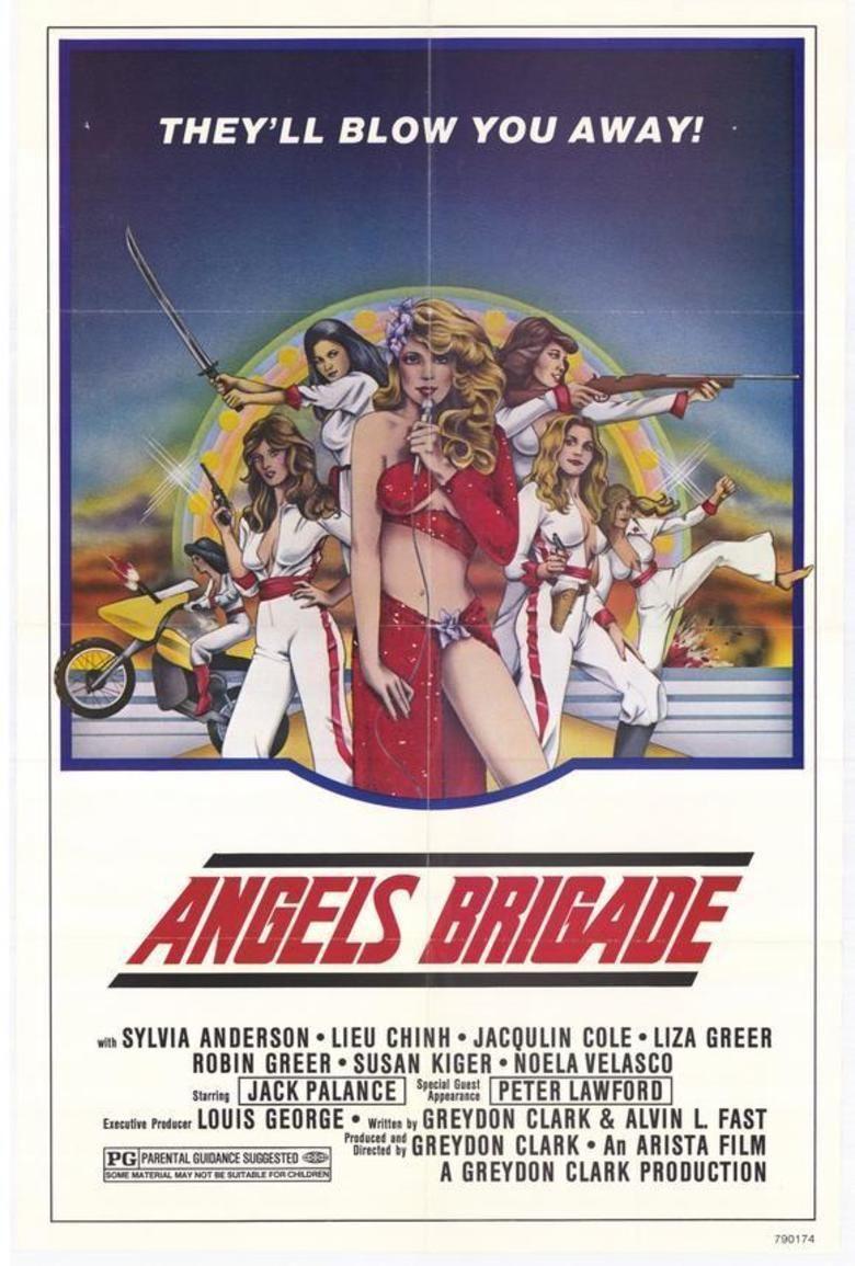 Angels Revenge movie poster