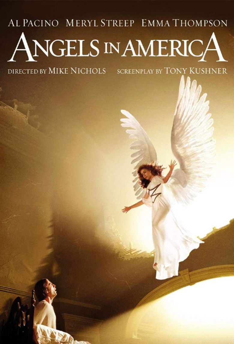 Angels in America (miniseries) movie poster