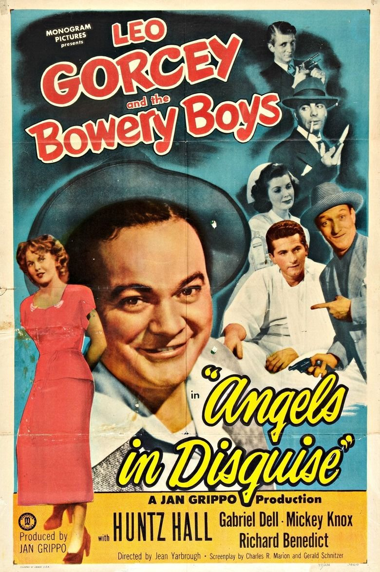 Angels in Disguise (film) movie poster