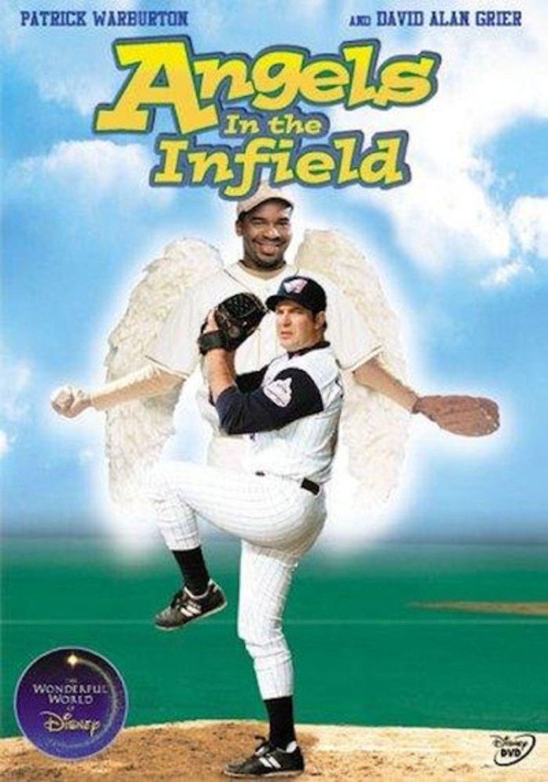 Angels in the Infield movie poster