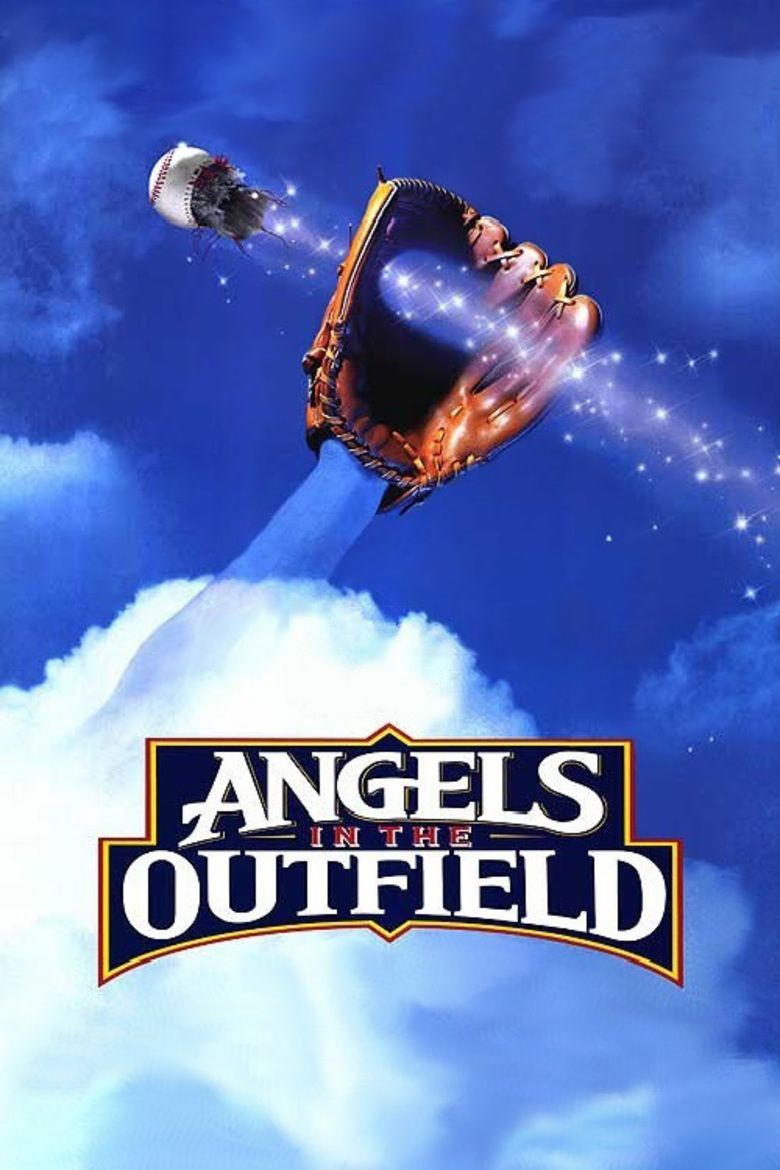 Angels in the Outfield (1994 film) movie poster