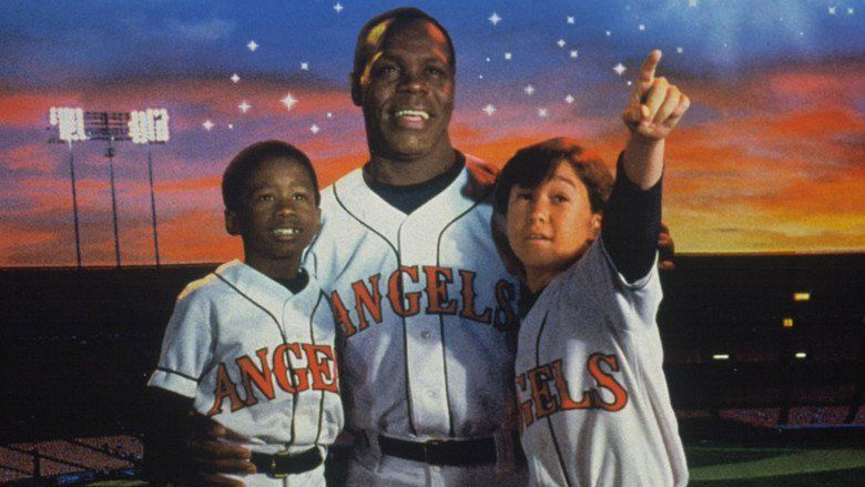 Angels in the Outfield (1994 film) movie scenes