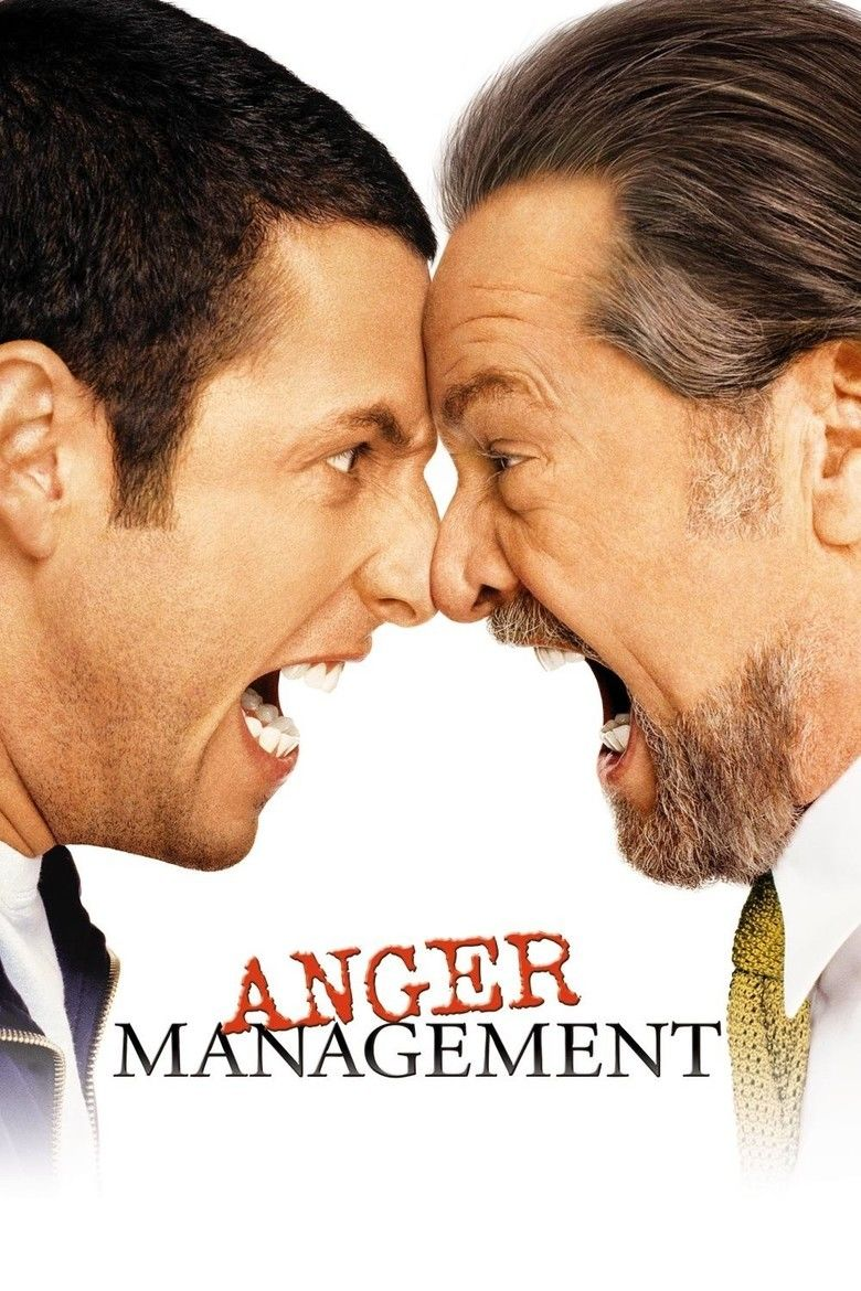 Anger Management (film) movie poster
