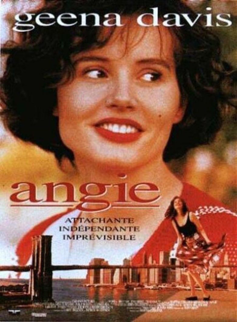 Angie (1994 film) movie poster